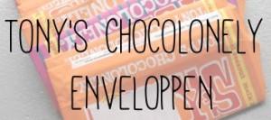 TONY'S CHOCOLONELY ENVELOPPEN