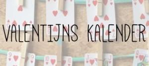 VALENTIJNS KALENDER