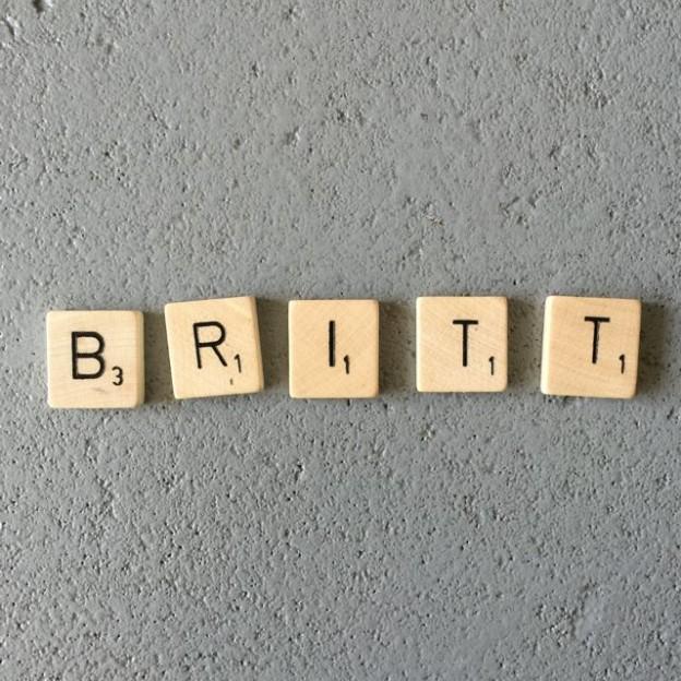 Britt // VAN BRITT
