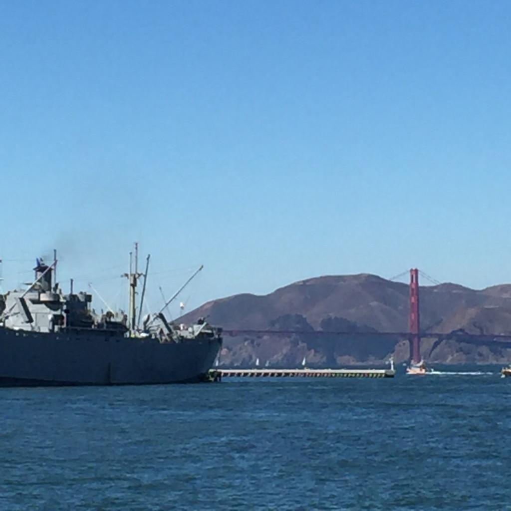 San Francisco, California // photo: VAN BRITT