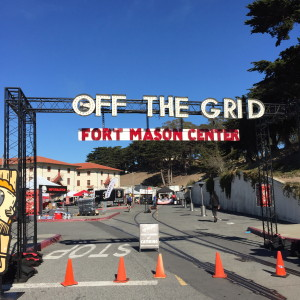 Off The Grid, San Francisco, Calirfornia // photo: VAN BRITT