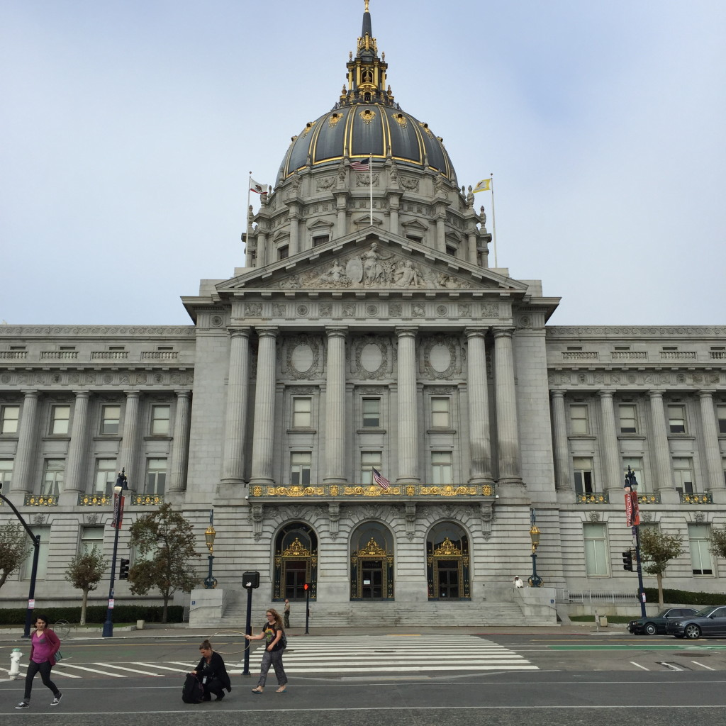 City Hall, San Francisco, California // photo: VAN BRITT