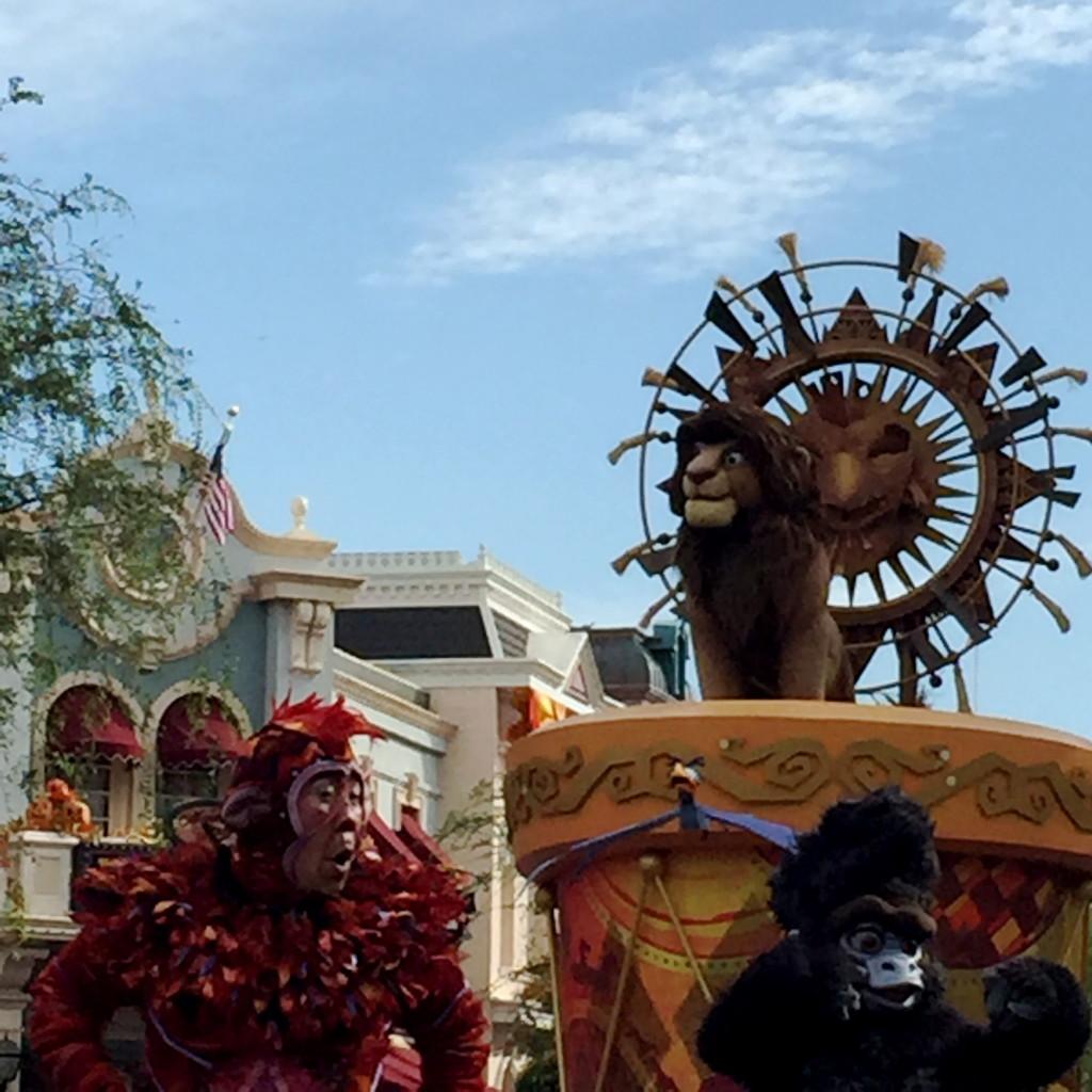 Disneyland Anaheim, Halloween // VAN BRITT