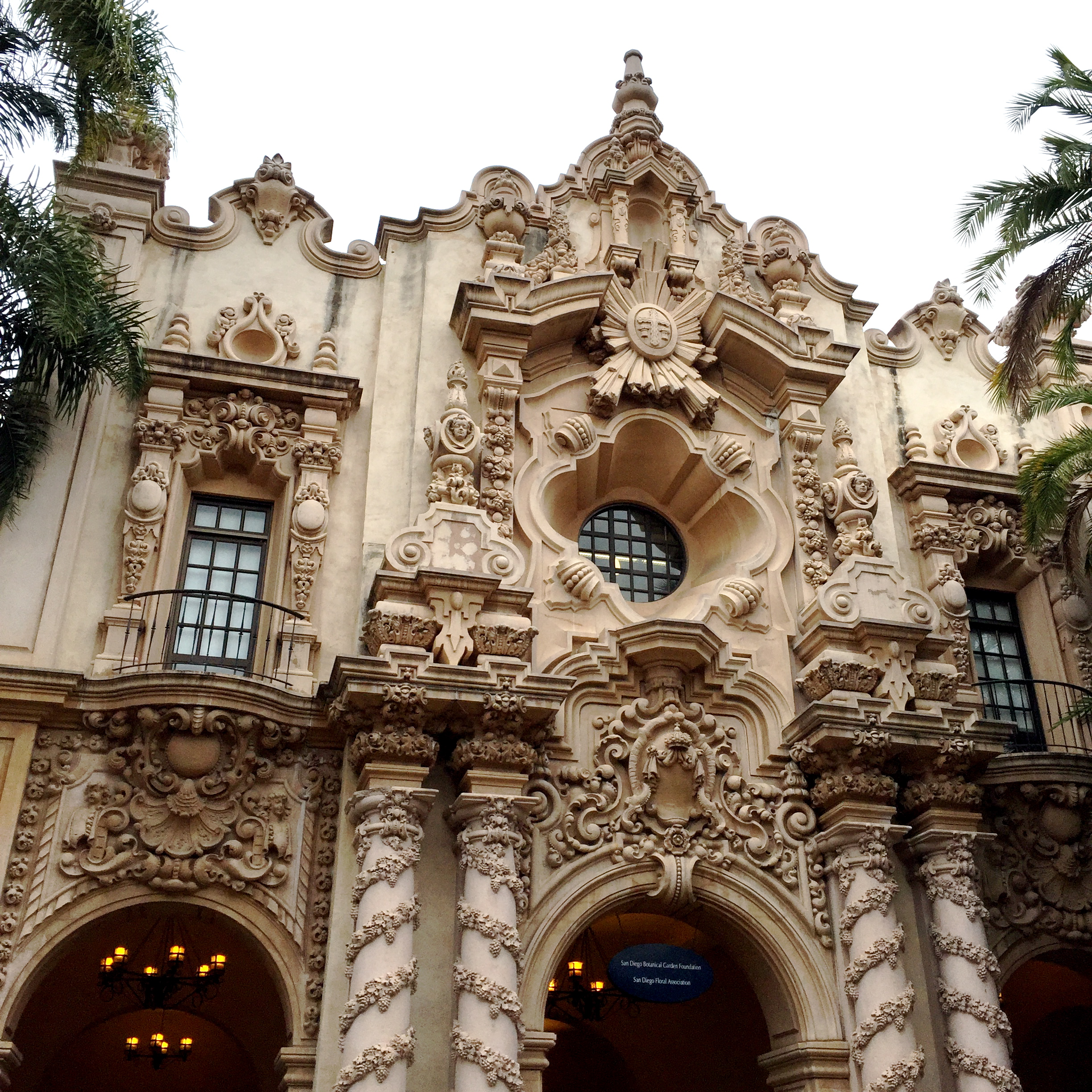 Balboa Park, San Diego, California // photo: VAN BRITT