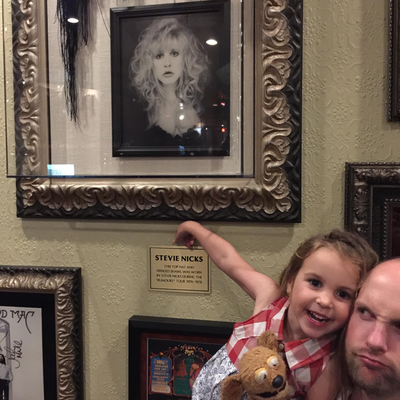 Hard Rock Cafe, San Diego, California // photo: VAN BRITT