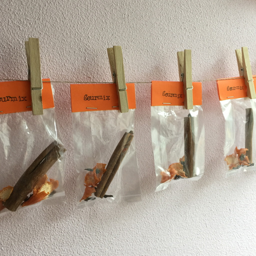Make your own scent mix for december / Maak je eigen geurmix voor december, diy // VAN BRITT