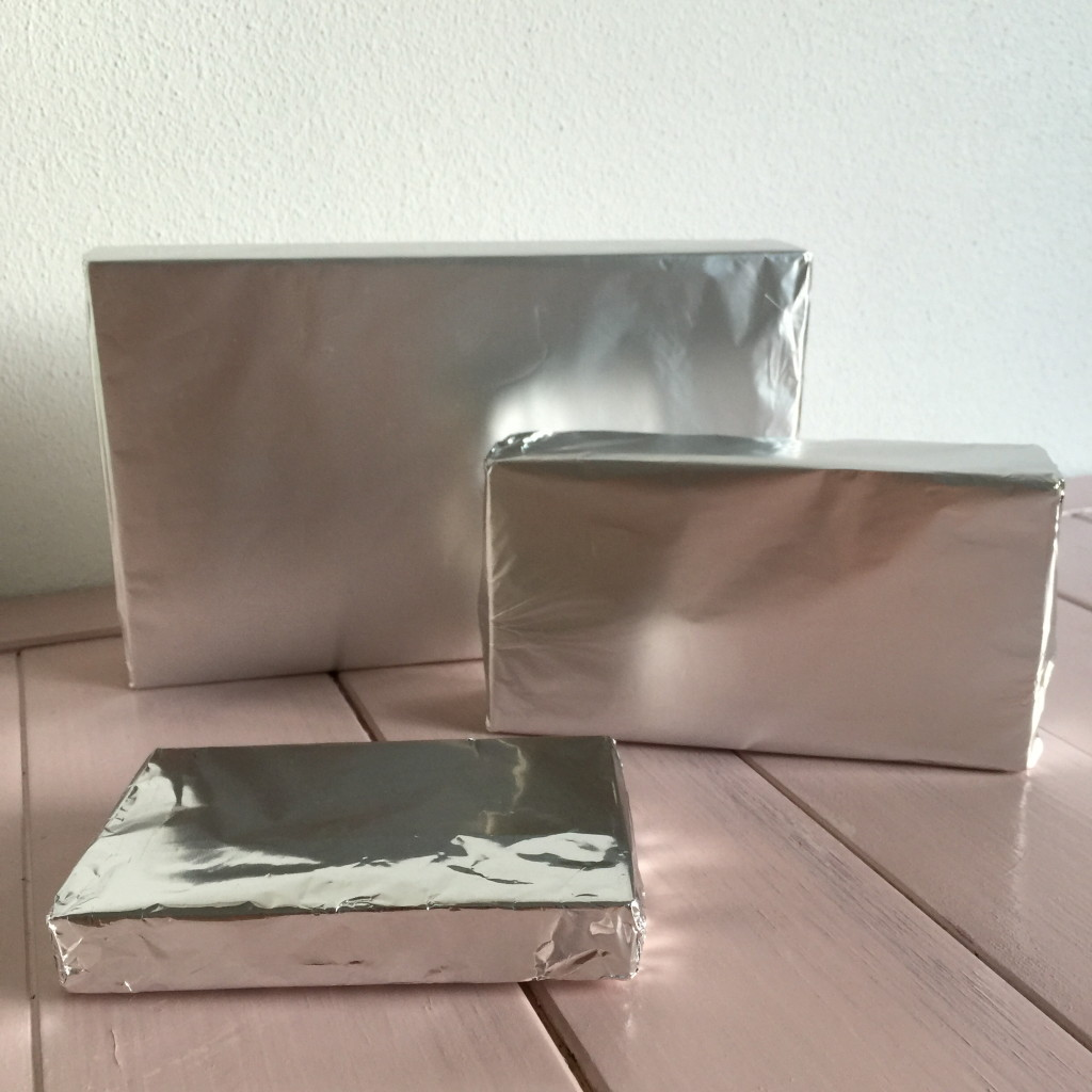 Cadeautjes Inpakken Zonder Inpakpapier Van Britt