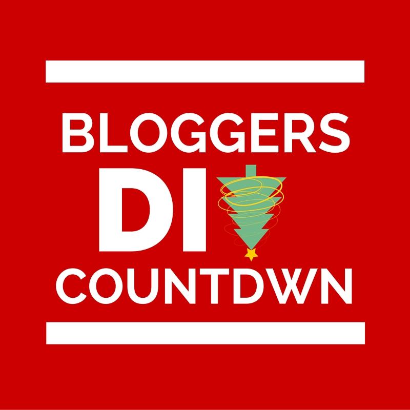 Logo Bloggers DIY Countdown - initiatief van www.badschuim.eu