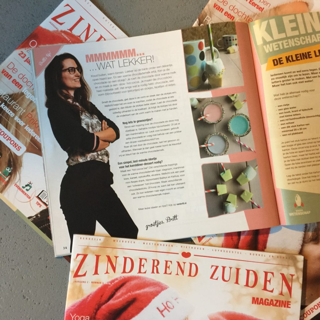 Zinderend Zuiden magazine winter 2016