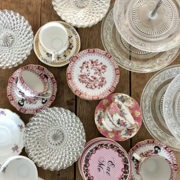 Serviesgoed - VAN BRITT voor Bakkerij Van Heeswijk - High tea tips