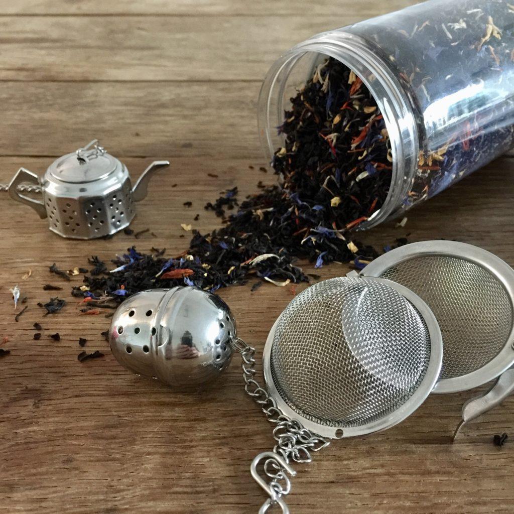 Losse thee - VAN BRITT voor Bakkerij Van Heeswijk - High tea tips